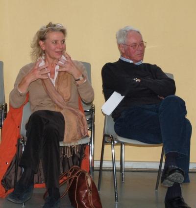 Kirsten Olesen og Svend Aage Christiansen. Foto: Bjørn Andersen