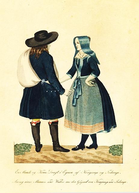 Bønder fra Kragerup og Tåderup