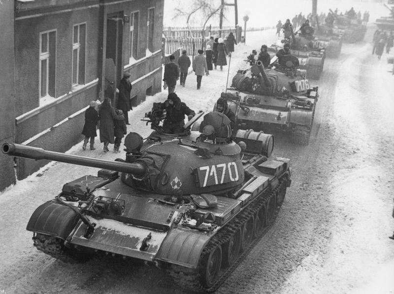 Polen Martial Law