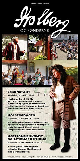 Tersløsegaard's plakat for 2010